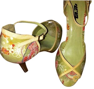 Other Spring Green Sandals