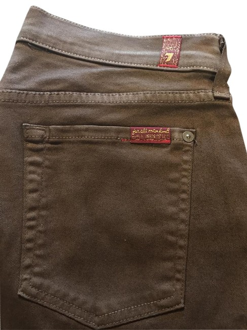 Item - Brown / Taupe The Skinny Jeans Size 29 (6, M)
