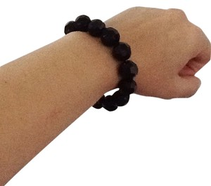 NWOT Stretchable Black Bracelet
