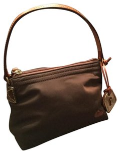 Dooney & Bourke brown Clutch