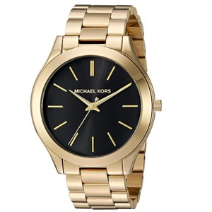 Michael Kors Michael Kors Women's Gold Slim Runway Watch MK3478