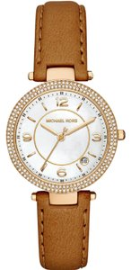 Michael Kors Michael Kors Women's Brown Mini Parker Watch MK2464