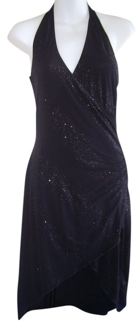 Preload https://img-static.tradesy.com/item/2134843/black-with-sparkle-little-party-cocktail-halter-girls-knee-length-night-out-dress-size-8-m-0-0-650-650.jpg