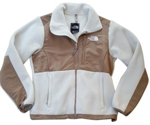 The North Face Beige/off white Jacket