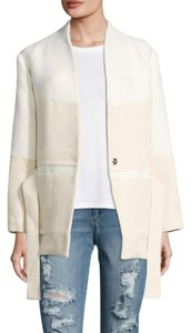 IRO White Wrap beige and cream Jacket