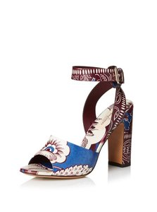 Valentino Evil Eye Sold Out Blue Sandals
