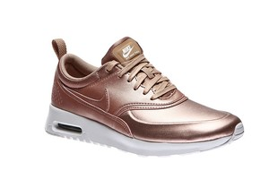 Nike Thea Air Max Gold Bronze Athletic