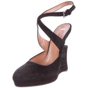 ALAÏA black Wedges