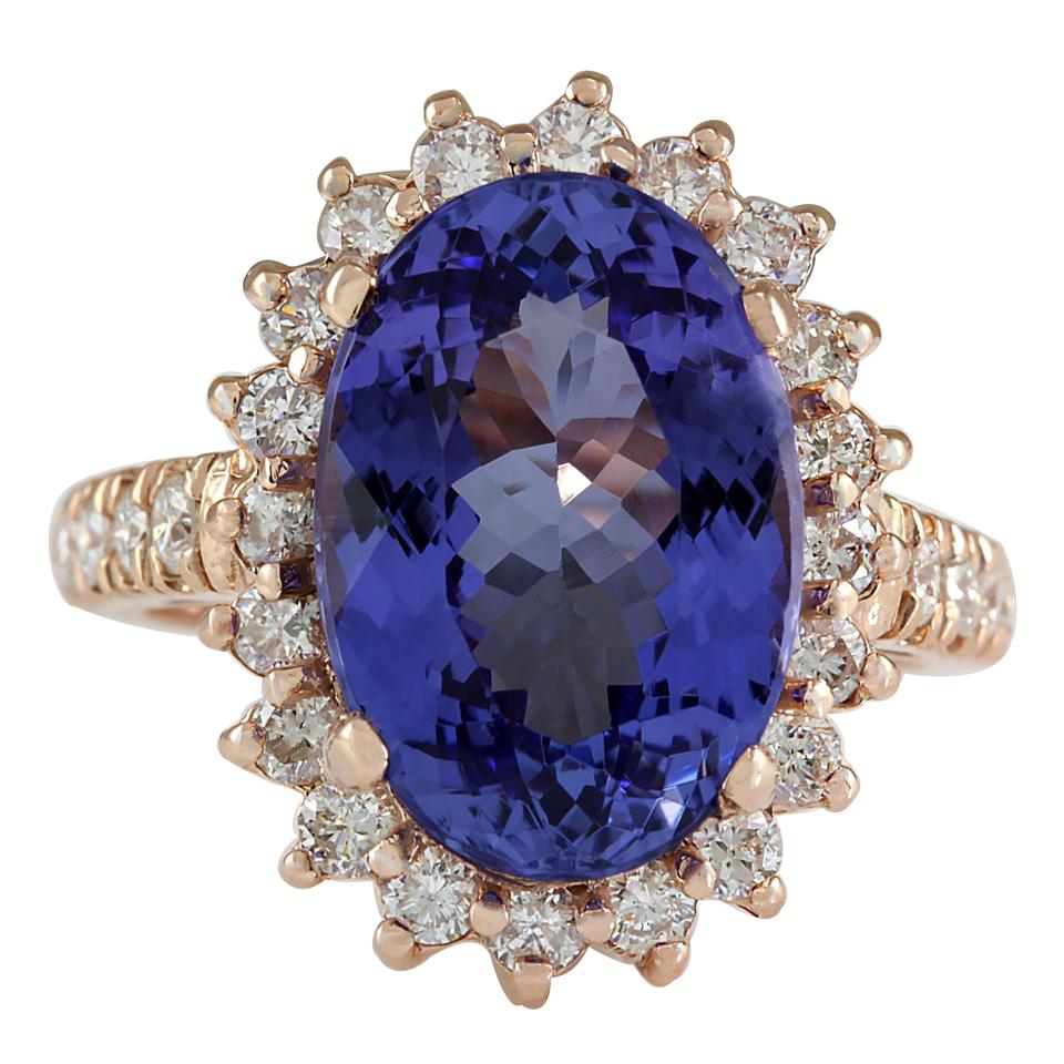 ring itm tanzanite diamond carat engagement is loading gold yellow solitaire image natural