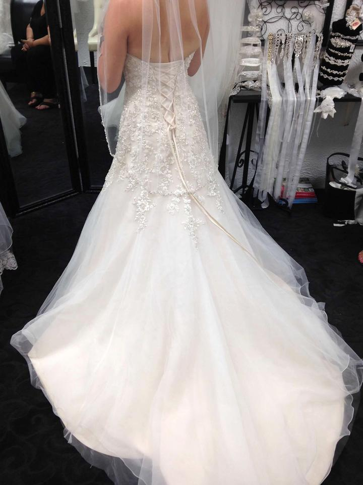 Maggie sottero maggie soterro ladonna wedding dress for Maggie sottero wedding dress sale