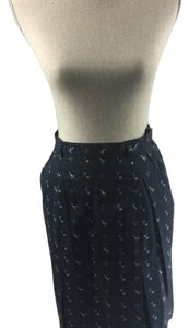 Ralph Lauren Skirt Navy Blue
