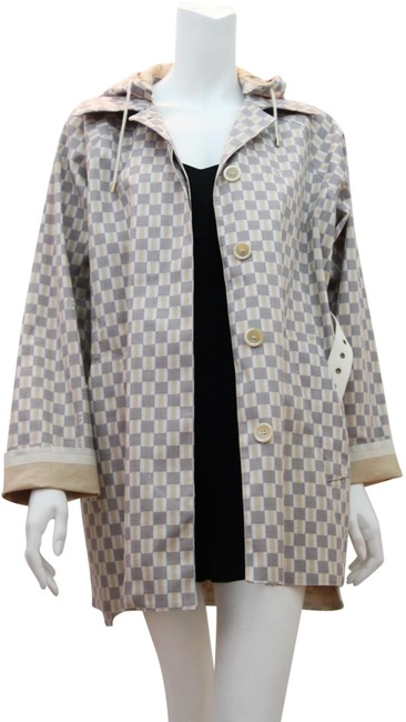 Louis Vuitton Raincoat Fashion Luxury Clothing Jacket Image 1