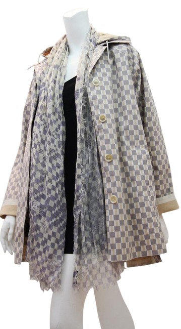 Louis Vuitton Raincoat Fashion Luxury Clothing Jacket Image 2