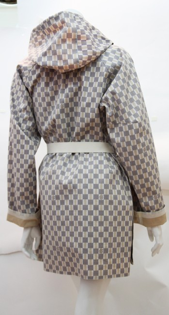 Louis Vuitton Raincoat Fashion Luxury Clothing Jacket Image 3