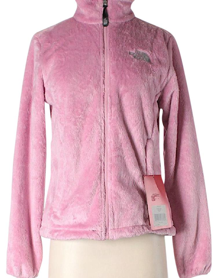 04208293d2fb The North Face Pink Jacket Size Petite 4 (S) - Tradesy