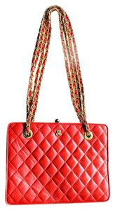 Jay Herbert New York Leather Quilted Cross Body Bag