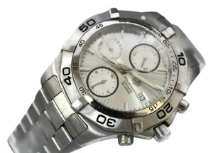 TAG Heuer Tag Heuer Aquaracer Automatic 300 meters Men's Silver watch
