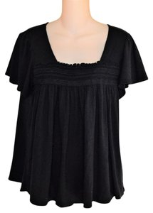 Fever Rayon Top BLACK