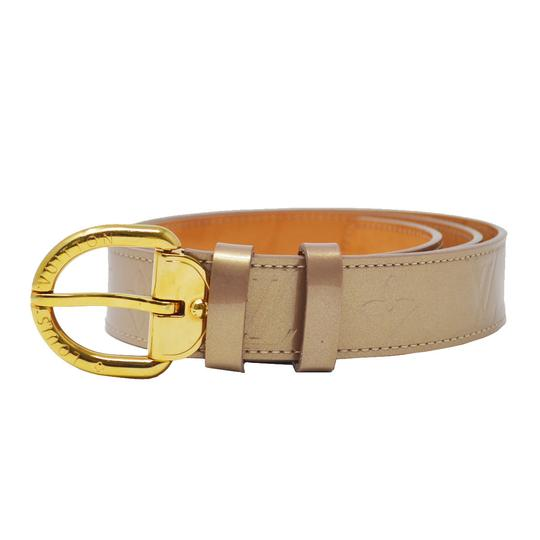 Louis Vuitton Louis Vuitton Vernis Ladies Belt