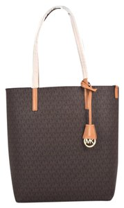 Michael Kors 3of6gh3t3v 100% Tote in Brown Peanut