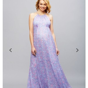 A Pea In The Pod Maternity Dress Great For Wedding Season