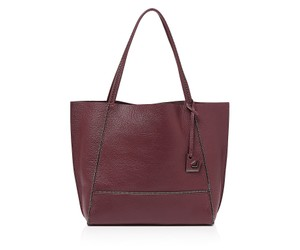 Botkier Soho Leather Tote in Cabernet