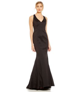 Adrianna Papell Racer-back Mermaid Gown Evening Formal Dress