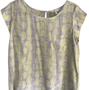 Joie Top gray/green