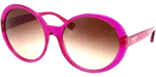 Preload https://item4.tradesy.com/images/coach-magenta-pink-gold-new-oversized-transparent-sunnies-sunglasses-2135323-0-0.jpg?width=440&height=440