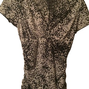 Maurices Top black and white