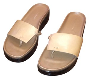 Donald J. Pliner J Fifi J Fifi Patent Leather tan Sandals