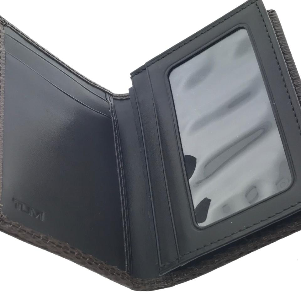 Tumi Brown Business Cards Holder Wallet - Tradesy