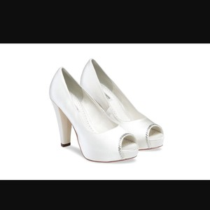 Benjamin Adams Scarlett Wedding Shoes