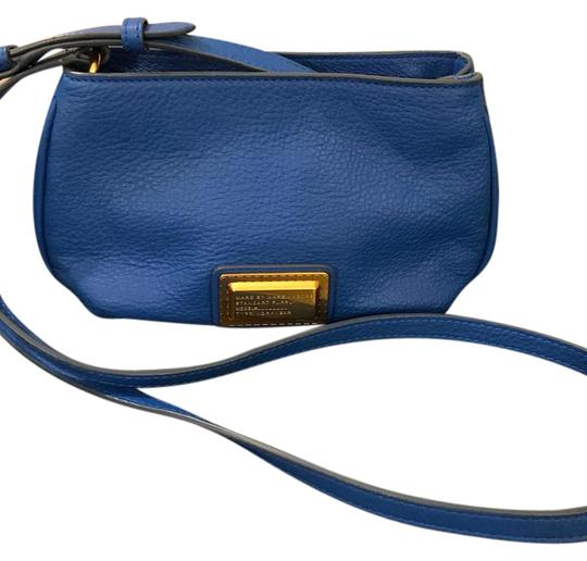 Marc by Marc Jacobs Leather Bright Gold Summer Cross Body Bag Image 1