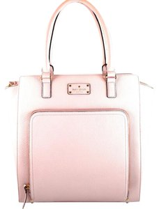Kate Spade Tote in pink ballet slippers