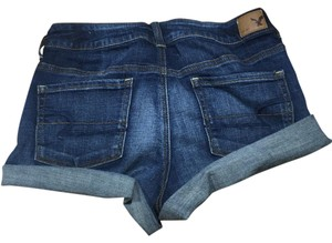 American Eagle Outfitters Mini/Short Shorts Blue