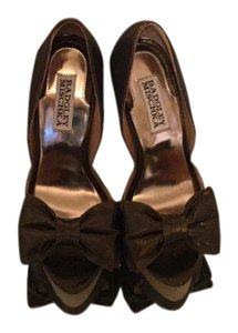 Badgley Mischka Bronze Formal