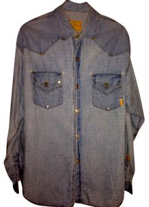 El Paso Jean Co Top Blue