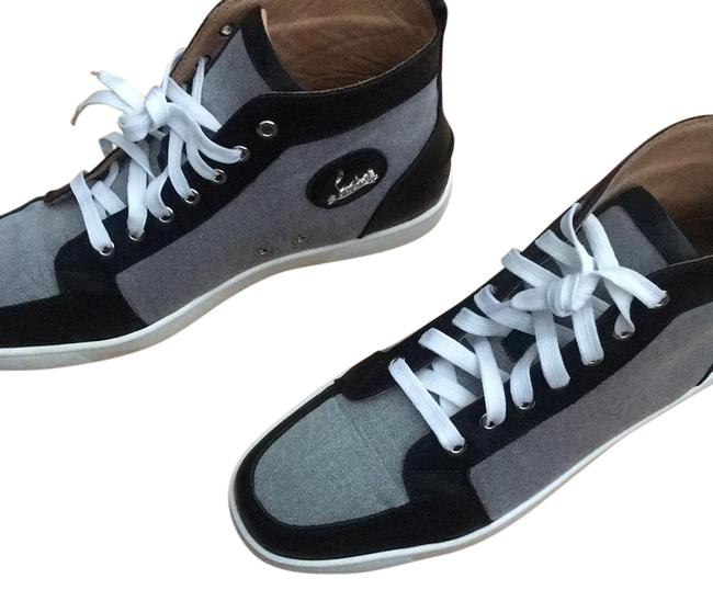 Item - Blue and Grey 1160311 Cm53 Sneakers Size US 10 Narrow (Aa, N)