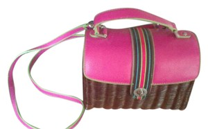 Cute Summer Bag Unique Nice Size Two Looks Cross Body Bag