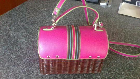 Cute Summer Bag Unique Nice Size Two Looks Cross Body Bag Image 3
