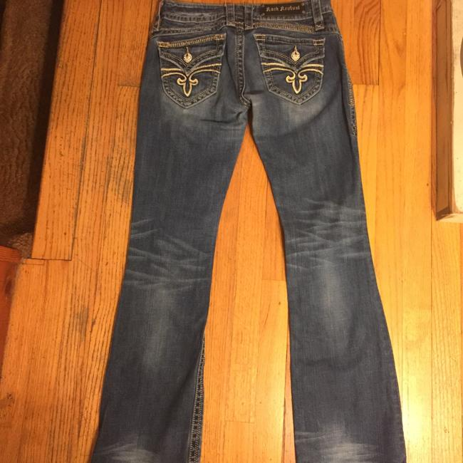 Rock Revival Boot Cut Jeans-Distressed Image 11