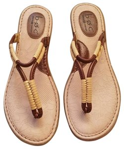 B.O.C. Browns and Gold Flats