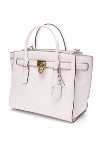 Michael Kors Tote in Optic white