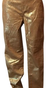 Chico's Skinny Jeans-Coated