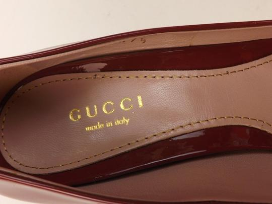 Gucci TIBET/Red Pumps Image 10