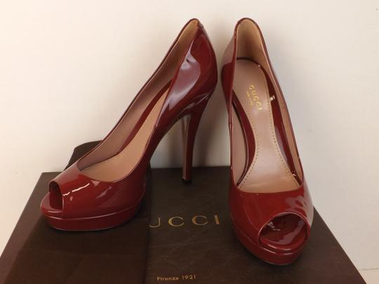 Gucci TIBET/Red Pumps Image 2