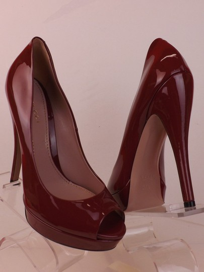 Gucci TIBET/Red Pumps Image 9