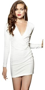 005eeaa7c24d Lulu*s White Where You Are Strapless Romper/Jumpsuit - Tradesy