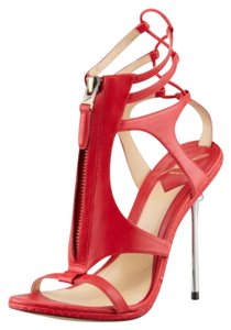 Brian Atwood Red Pumps